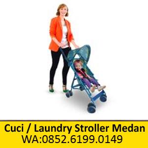 Tempat Cuci Stroller di Medan