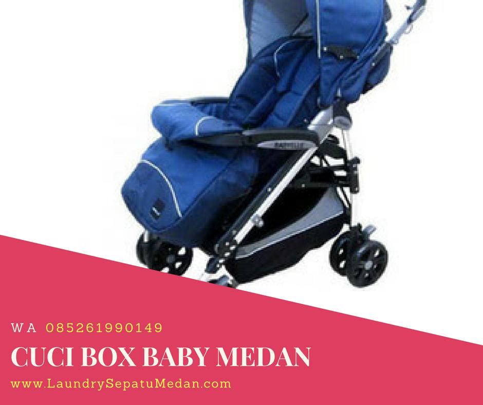 Cuci Stroller Bayi di Medan