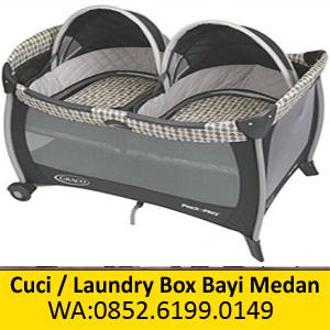 Tempat Cuci Box Bayi di Medan