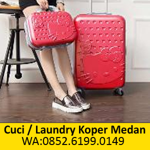 Tempat Cuci Koper Murah di Medan